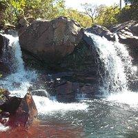 Cachoeira Saia Velha