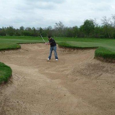 challenging bunkers
