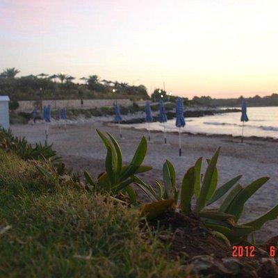 Gold Sand Agios Spyridonas Luxury Second Beach