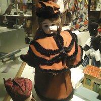 muñecas del museo