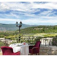 La terrasse panoramique