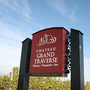 CGT Winery Sign