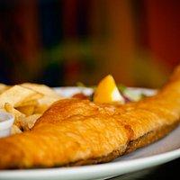 Our Signature Dish - Fresh Jumbo Haddock