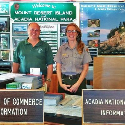 MDI Chambers & Acadia National Park, working together