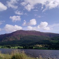 Skiddaw and Bassenthwaite Lake