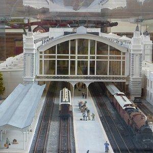 Stazione Campo Marzio