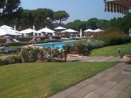 la piscina dell'OGC