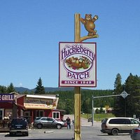 The Huckleberry Patch--Since 1949
