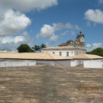 Forte de Santo Antonio Alem do Carmo