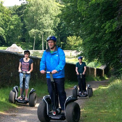 SegwayEcosse  In Blair Atholl
