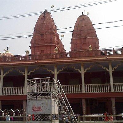 Jain Temple, Chandni Chowk, Delhi