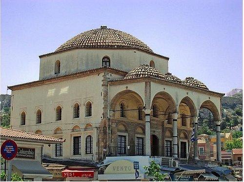Tzisdarakis Mosque