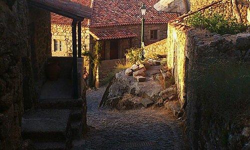stone houses everywhere
