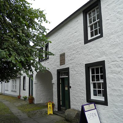 Carlyle's birth place