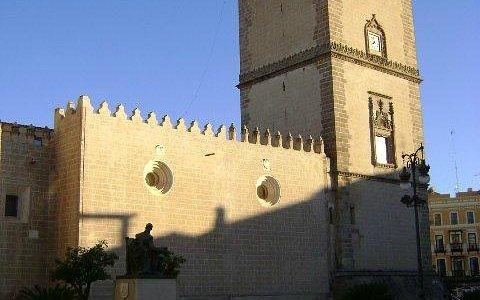 Catedral de San Juan Bautista, Badajoz.