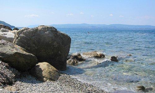 Kechria beach