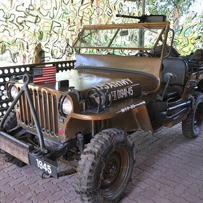 WWII Military Jeep