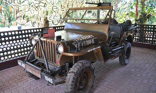 WWII Military Jeep