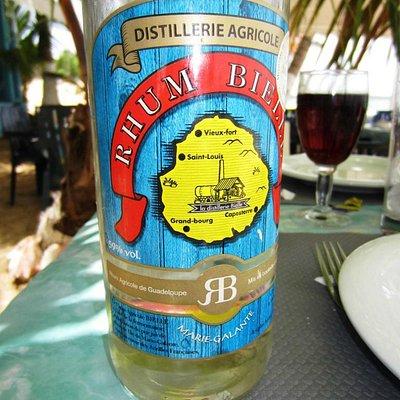 The 59% white rum