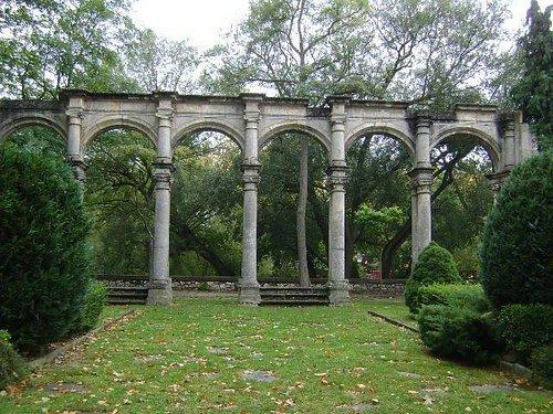Parque de la Isla, Burgos.
