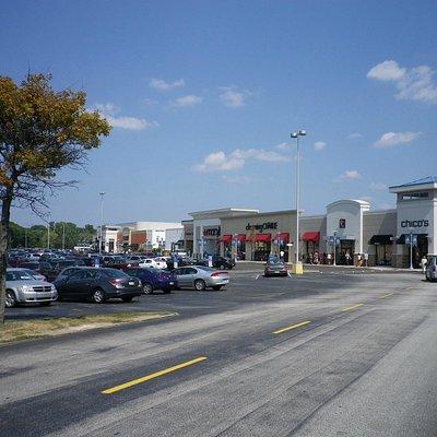Millcreek Mall - Entrance