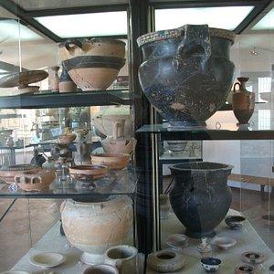 Museo di Aidone -Reperti di Morgantina