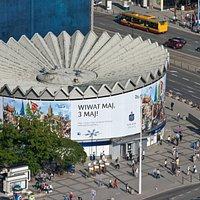 Rotunda PKO w Warszawie