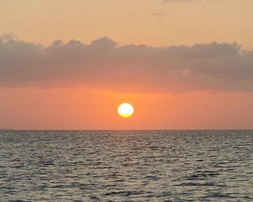 SPI sunset