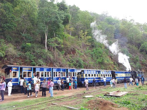 The Toy Train