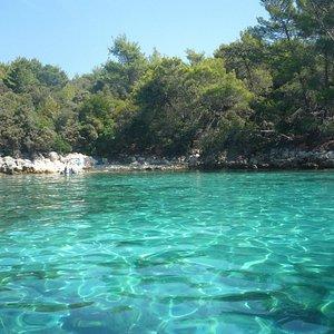Isola di Rab, Croazia.......