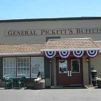 Welcome to General Pickett's Buffet