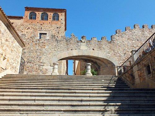 Arco de la Estrela, Cáceres
