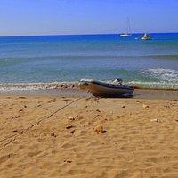Παραλία Προβατά