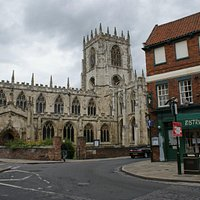 St Mary's Church, Beverley. East Riding of Yorkshire.