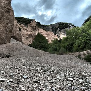 Le Lame Rosse HDR