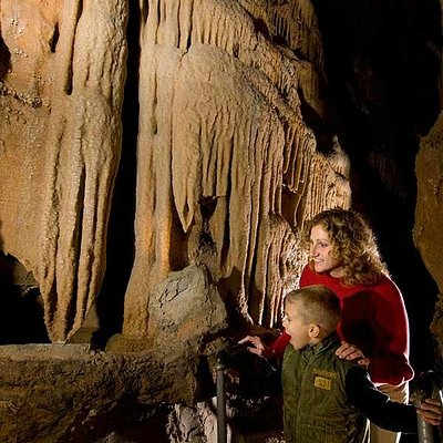Pennsylvani's Family Friendly Cave