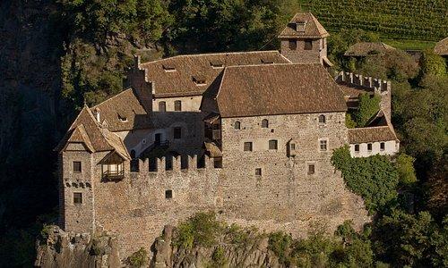 Castel Roncolo - Schloss Runkelstein Foto: Augustin Ochsenreiter