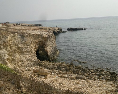 Sampieri - La costa alta -