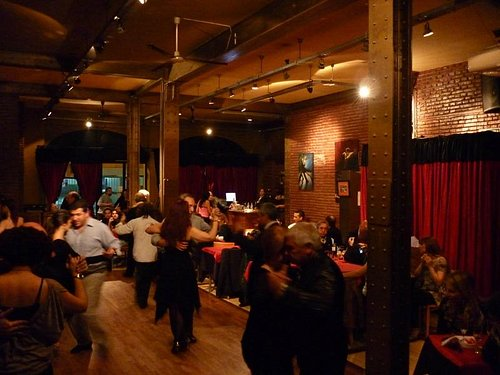 Flor de  Milonga is now held here in Aires Tangueros from the 4th Sept 2012