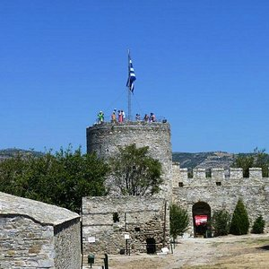 tower of the castle
