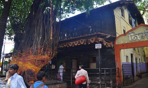Entry to Sita Gumpha