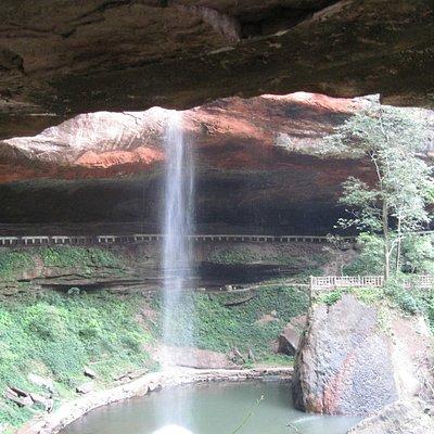 Xiaodongfeihong - the waterfall