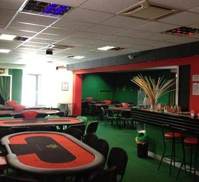 poker room Eurotex poker club