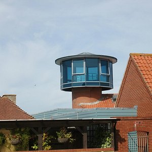 The Mo viewing tower