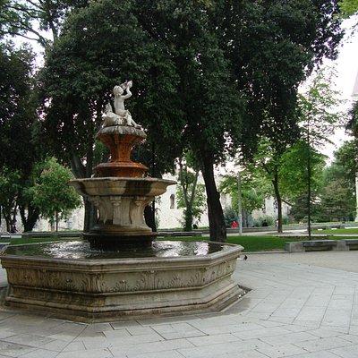 Strossmayer Park, Split