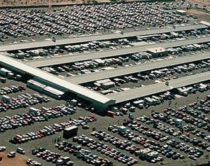 1 1/4 miles of covered shopping
