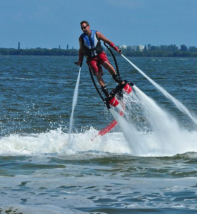 Flyboard Jay