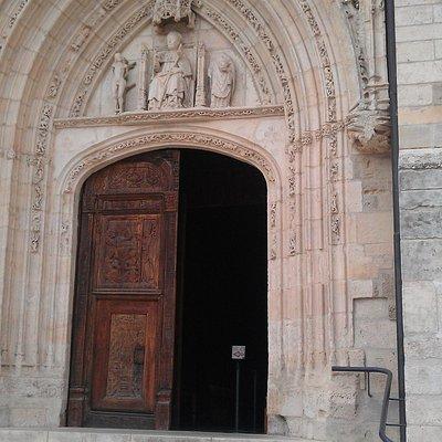 Church Nicola di Bari, Burgos, Spain