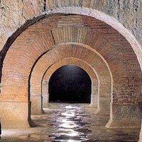 Cisterne romane . I secolo d.C.