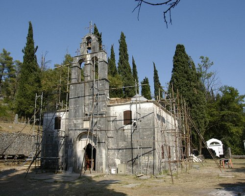 exterior en obras St. George s Church (Crkva Svetog Dorda)